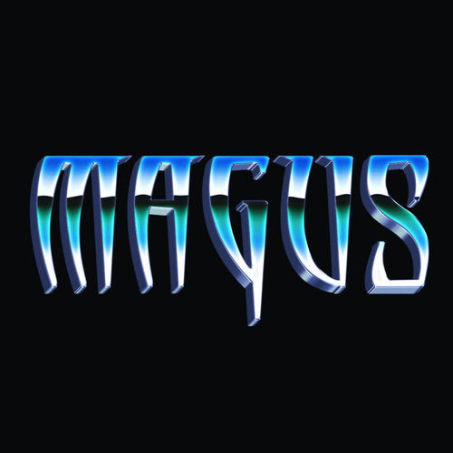 Album cover for MAGUS by MAGUS