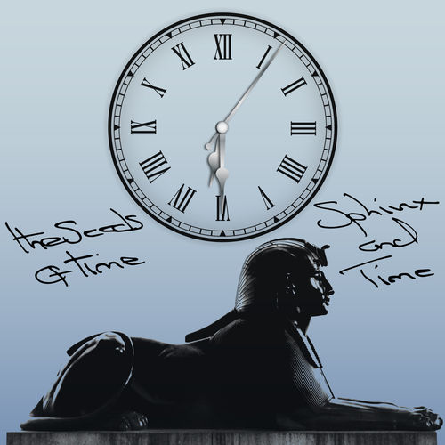 Album cover for Sphinx and Time (EP) by The Seeds of Time