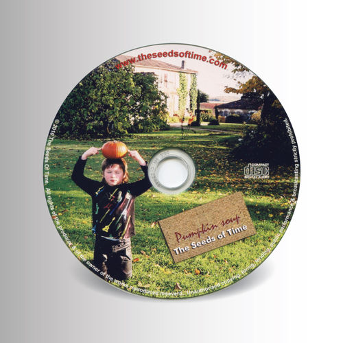 Picture of CD for Pumpkin Soup album by The Seeds of Time