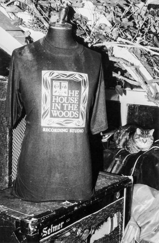 Photo of House in the Woods studio t-shirt
