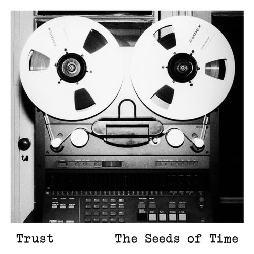 Album cover for Trust (EP) by The Seeds of Time