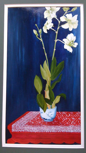 Still life painting by Lois Winter